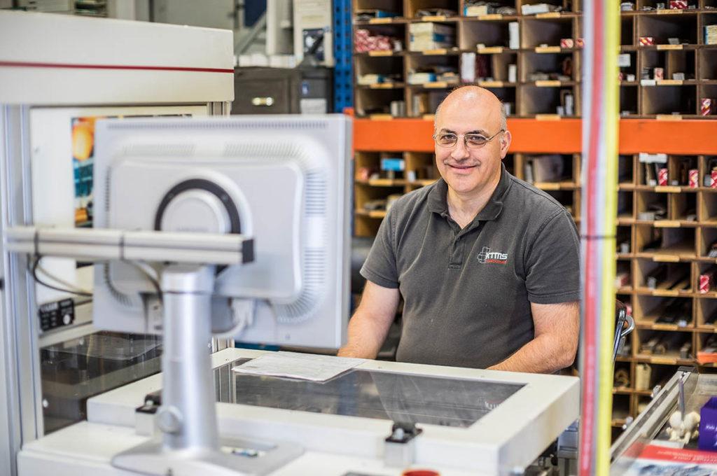 KTMS Hersteller und Vertrieb von Stanzformen